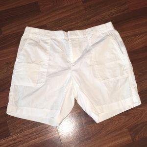 White Lauren Ralph Lauren Shorts